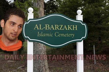 Al-Barzakh Cemetery Tamerlan tsarnaev
