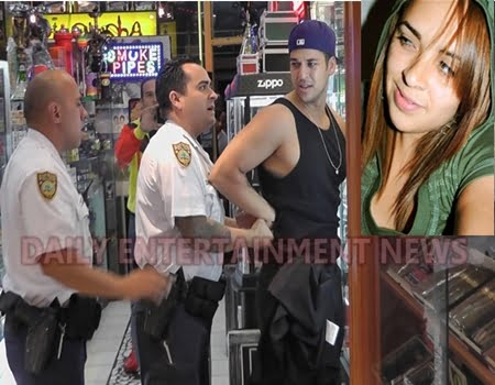 "Kassandra Perez ""Andra Viak"" Is Robert Kardashian's Assault Accuser"