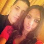 Andrea Rebello boyfriend Brad Wilson-pics