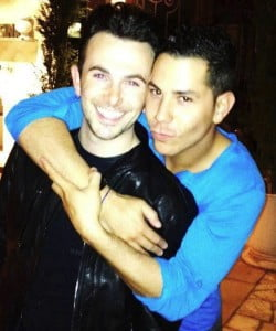 Ben Kruger is Mexican Singer Christian Chavez' Boyfriend in Domestic Assault Arrest