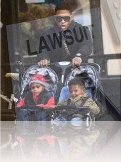 Cecilia Duncan nanny suing Usher