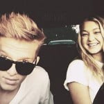 Cody Simpson girlfriend Gigi Hadid photo