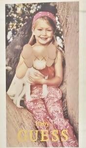 Gigi Hadid Younger years