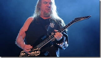 Jeff Hanneman arm necrotizing faciitis pic