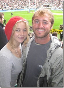 Blaine Lawrence – Jennifer Lawrence's Brother stalked by Han Cong Zao