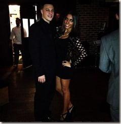 Jessica rebello boyfriend John Kourtessis pic