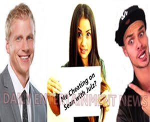 Is Catherine Giudici cheating on fiancee The Bachelor Sean Lowe with DWTS Dancer Julz Tocker?