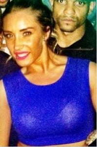 Justine Rigden Michael Adebolajo girlfriend-pics