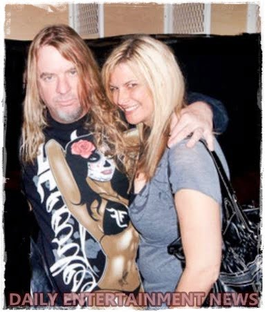 Kathryn Hanneman- Slayer Guitarist Jeff Hanneman's Wife