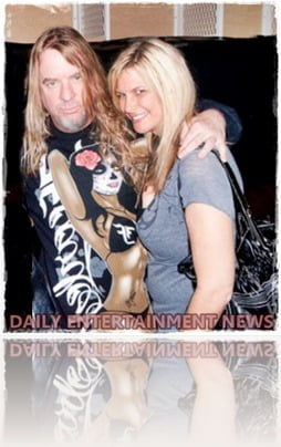 Kathryn Hanneman Slayer Jeff Hanneman wife