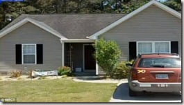 Larry and Misty Shaffer new home