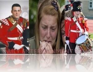 Aimee West- Woolwich UK Soldier Lee Rigby's Girlfriend