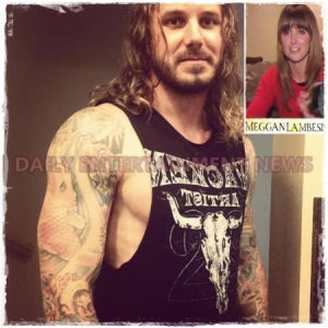 Meggan Lambesis-  As I Lay Dying Singer Tim Lambesis' Wife (PHOTOS)