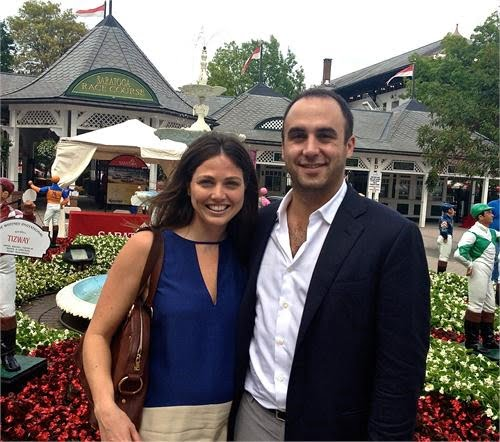 Meghan Ehmann- Verrazano's Owner Kevin Scatuorchio's Girlfriend/ Fiancee