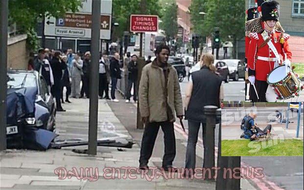 Michael Adebowale Woolwich killer