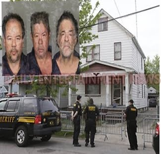 Pedro and O'Neal Castro- Ohio Kidnapper Ariel Castro's Brothers