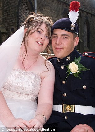 Rebecca Metcalfe- UK Soldier Beheaded Drummer Lee Rigby's Wife