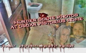 Oscar Pistorius Murder Scene photos Revealed!