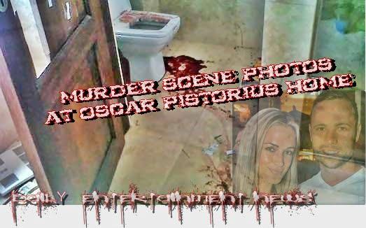Oscar Pistorius Murder Scene photos Revealed!