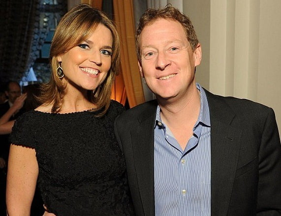 Michael Feldman is Today Show Host Savannah Guthrie's Boyfriend/ Fiancee