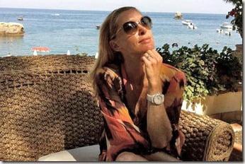 Victoria Milligan- BSkyB executive Nicholas Milligan's wife