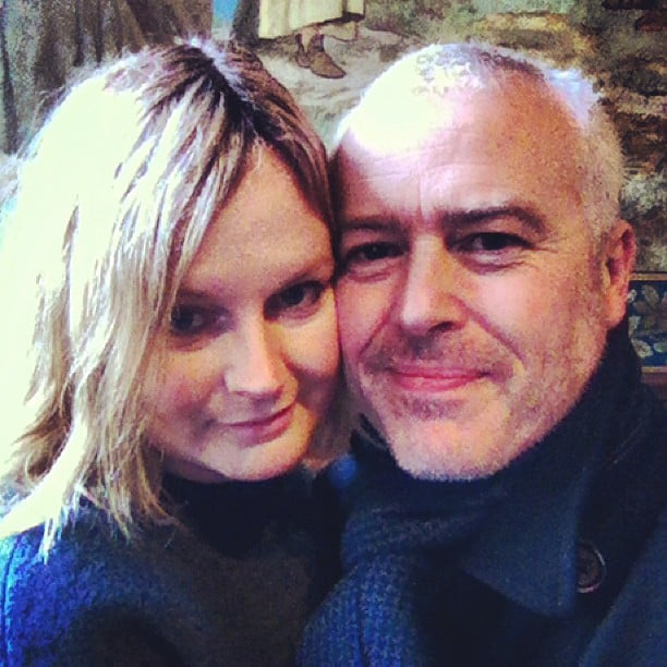 Alan Ainsley-Inspirational blogger Louise Page's Husband