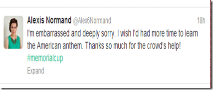 alexis normand twitter