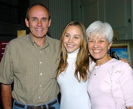 Rick and Lynn Bynes- Amanda Bynes' Parents