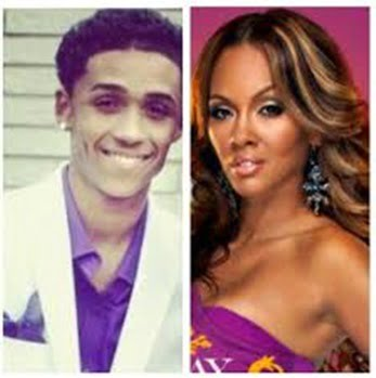 Anthony Nelson West Bloomfield High School Senior is Evelyn Lozada Prom Date!