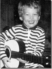 blake Shelton younger years