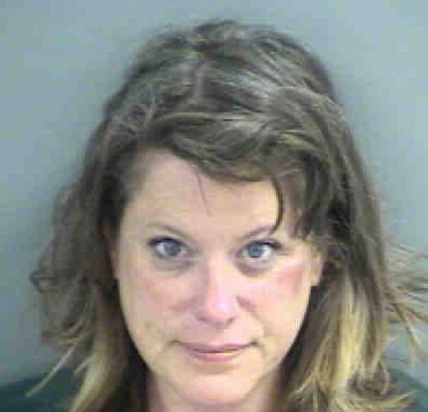 Who is Jacqueline Walters Danforth's Boyfriend in DUI Arrest?