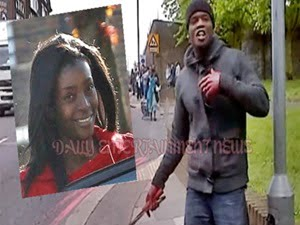 Blessing Adebolajo (Blessing Daniels)- Woolwich Killer Michael Adebolajo's Sister