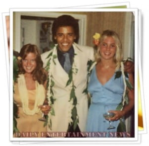 Megan Hughes and Kelli Allman- Hot Girls in Pres. Obama Senior Prom Date (Photos)