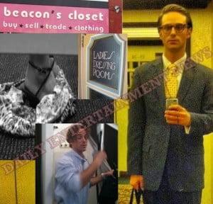 Ross Finocchio- NYU Professor turned iPhone Peeping Tom