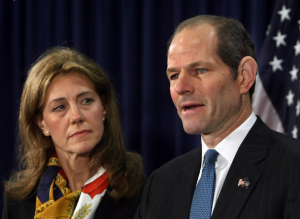 Silda Spitzer- disgraced former governor Eliot Spitzer's Wife Soon to be Ex-Wife?
