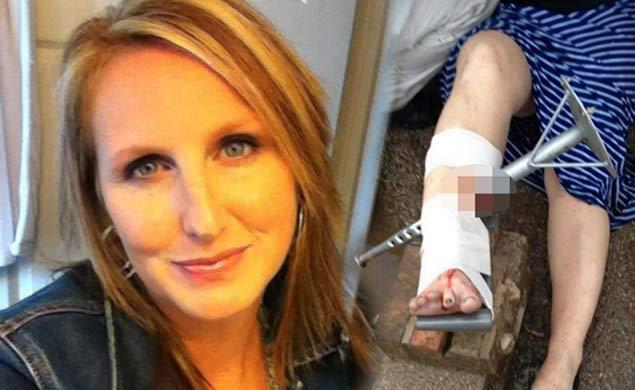 Suzanne Haley- Oklahoma Hero Teacher Impaled by the Leg of a Desk