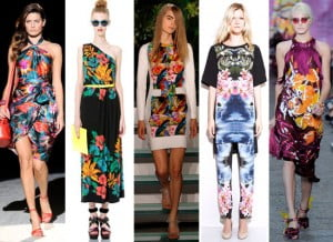 Spring Trend Alert: Everything Tropical!