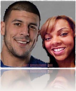 Aaron Hernandez girlfriend Shayanna Jenkins