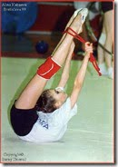Alina Kabaeva Irina Viner gymnastics-photo