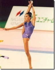Alina Kabaeva Irina Viner gymnastics photo