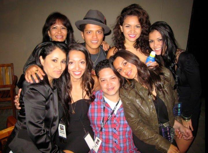 Bernadette Hernandez Is Bruno Mars' Mother