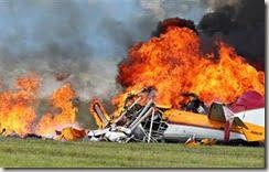 Charlie Schwenker  Jane Wicker Plane crash photo