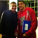DJ Hernandez Aaron Hernandez brother pic