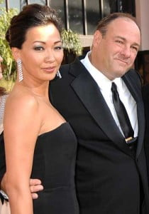 Deborah Lin / Deborah Gandolfini- The Sopranos James Gandolfini's Wife