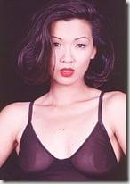 Deborah-Lin-Gandolfini-model-photo