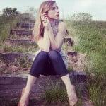 Edward Snowden girlfriend Lindsay Mills-pics