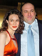 Lora Somoza- The Sopranos Actor James Gandolfini's Ex- Girlfriend