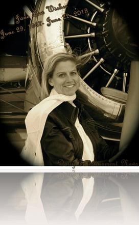 Jane Wicker bio