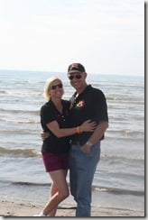 Jane Wicker boyfriend Rick Skowbo