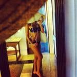 Leyla Ghobadi Kanye West canadian model mistress-pic